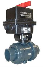 Asahi Electric Actuated Ball Valves