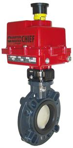 Asahi Series 92 Electric Actuated Butterfly Valve